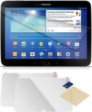 2x Goobay ® protector de pantalla Samsung Galaxy Tab 3 10,1 protector de pantalla