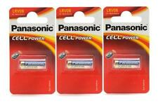 3 x Panasonic LRV08 Battery 12V (23A / MN21) - New