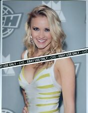 """EMILY OSMENT SEXY!! COLOR CANDID 8x10 PHOTO """"HANNAH MONTANA"""" """"FAMILY GUY"""" #016"""