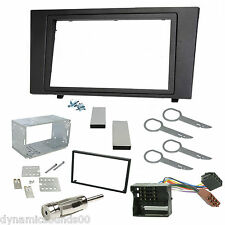 Ford Mondeo 2003-2007 Doble Din Car Stereo Radio Facia Fascia Panel Kit de montaje