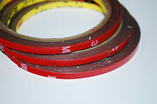 3M  Foam Double Sided Attachment Tape Adhesive 5mm x 3M A444