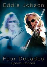New EDDIE JOBSON Four Decades Special Concert Limited Edition Blu-ray 2 CD Japan