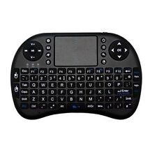 2.4G Wireless Air Mouse Qwerty Keyboard Remote Control f. XBMC Box Android TV PC