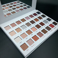 Cosmetic Matte Eyeshadow Makeup Palette Shimmer Set 32 Colors Lasting