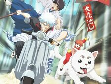 Gintama Anime Seasons 1 to 6 + Movie + OVAs DVD (300 episodes + Movies + 2 OVAs)