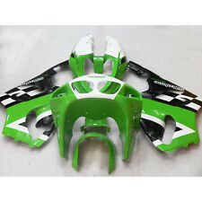 St New ABS Bodywork Fairing For Ninja ZX 7R 1997-2003 98 99 2000 01 02 03 (A)
