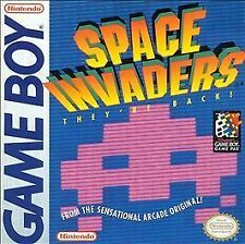 ***SPACE INVADERS GAME BOY COSMETIC WEAR~~~