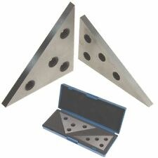 Angle Block 2 pc Set 30-60-90  45-45-90 +/- 20 Seconds Machinist Tool