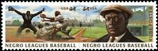 2010 Scott #4465-4066 44¢ - Negro Baseball Leagues - Pair of Stamps - Mint NH