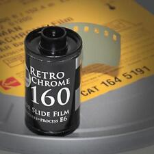 35mm Film - Ektachrome - FPP RetroChrome 160 Color Slide Film (1 Roll)