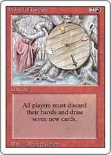 WHEEL OF FORTUNE Revised Edition MTG Red Sorcery RARE
