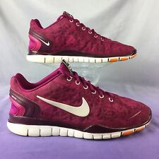 NIKE FREE TR FIT 2 Print 2.0 running/training shoe . eu39 women's 8
