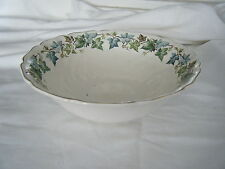 C4 Pottery Johnson Bros Old Chelsea Serving Bowl 21x7cm 1A3D