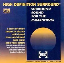 Surround Sound for the Millennium [DTS CD] by Brad S. Miller
