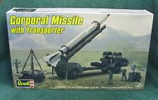 1/40 REVELL  CORPORAL MISSILE WITH TRANSPORTER MODEL KIT