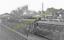 New Milton Railway Station Photo. Sway - Hinton Admiral. Brockenhurst Line. (1)