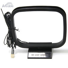 FM/AM Loop Antenna with 3PIN Connector for Sharp CD-BA300