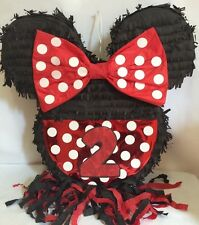 Mouse Ears Second Birthday Great for Minnie Mouse Party