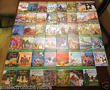 NEW Magic Tree House Series COMPLETE Collection Set Books 1 - 49 Paperback  Lot