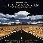 DECCA 466192-2 (2) FANFARE FOR THE COMMON MAN ~ MUSIC OF AARON COPLAND