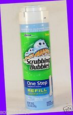 1 Scrubbing Bubbles ONE STEP Toilet Bowl Cleaner FRESH MOUNTAIN MORNING REFILL