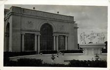 RPPC National Casino HAVANA CUBA Habana Vintage Real Photo Romay Hotel Postcard