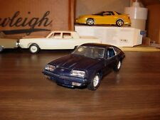1979 Chevvy Monza 2+2 Coupe 1/25 scale MPC dealer coaster promo model - NICE