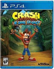 Crash Bandicoot N-Sane trilogía Ps4 pre-order