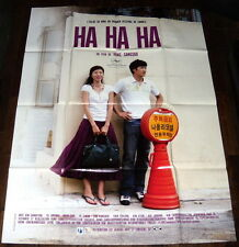 HA HA HA 하하하 Hong Sang-soo Korea Kim Sang-kyung Sori Moon LARGE French POSTER