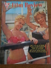 1962 ABC Film Review Magazine DILYS LAYE & LIZ FRASER in CARRY on CRUISING