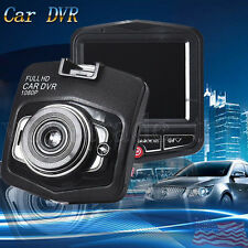 "2.4""LCD HD Car DVR Camera Video Tachograph G-sensor Dash Cam Recorder 1080P New"