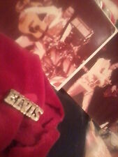 ELVIS PRESLEY  RING  FROM CONCERT 1977      WITH PHOTOS