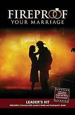 Fireproof Your Marriage Leader's Kit by Jennifer Dion (2008, Paperback)