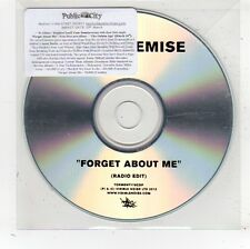 (FV814) Your Demise, Forget About Me - 2012 DJ CD