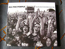 Slip Double: Blur : All The People : Live At Hyde Park 3rd July 2009  Sealed