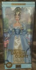 Special Edition - Princess of the Danish Court Barbie NIB BEAUTIFUL COLLECTIBLE