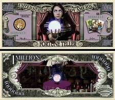 VOYANCE Billet DOLLARS US! Collection Voyante Divination Tarot Halloween horreur