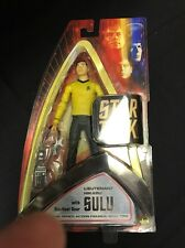 STAR TREK ORIGINAL SERIES WAVE 2 HIKARU  SULU STAR FLEET GEAR F10