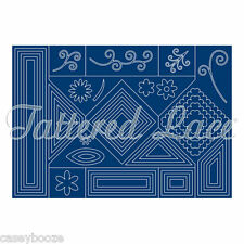 Tattered Lace Cutting Die - Diamond Shutter Card - ETL73 - New Out