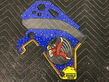 Gottlieb Street Fighter II Pinball Machine Plastic Hurricane Kick FREE SHIP