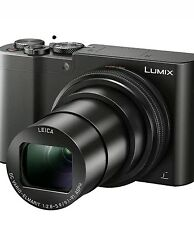 Panasonic LUMIX ZS100 20.0MP Digital Camera - back