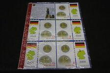 ABAFIL AGGIORNAMENTO 2008 PER 2 EURO COMMEMORATIVI GERMANIA
