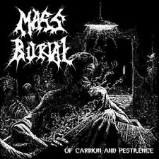 """Mass Burial """"Of Carrion And Pestilence"""" CD [SPANISH WAR & TORTURE DEATH METAL]"""