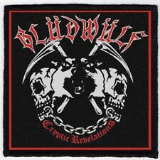 BLUDWULF PATCH / SPEED-THRASH-BLACK-DEATH METAL