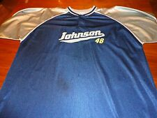 Jimmie Johnson #48 Chase Authentics Team Lowe's Racing Jersey Sz XL  F2
