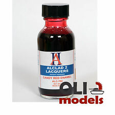 Candy Red Enamel 1oz Bottle - ALCLAD II LACQUER 702