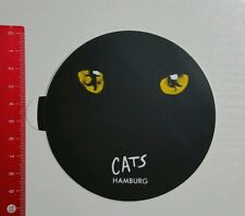 Aufkleber/Sticker: Cats Musical Hamburg (210516171)