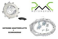 BMW M60 V8 -  M50 M52 M57 CONVERSION SET GETRIEBE ADAPTERPLATTE + Schwungrad