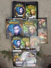 BIG BOX COFFRET WORLD OF WARCRAFT BATTLE CHEST Pour PC Français
