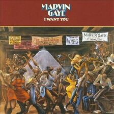 I Want You [Rarities Edition] by Marvin Gaye